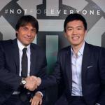 Antonio Conte se ha convertido en el nuevo entrenador del Inter de Milán / Inter de Milán