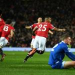Antonio Valencia, celebrando un gol / twitter