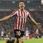 Aritz Aduriz, celebrando un gol con el Athletic. Foto: Cadenaser.com