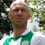 """""""Arjen Robben volverá a jugar al fútbol. Foto: Getty Images"""""""