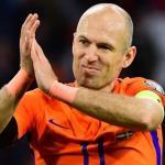 Arjen Robben con la selección holandesa. Foto: Youtube.com