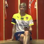 Arsene Wenger. Foto: Youtube.com