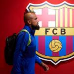 """""""Arturo Vidal contradice sus últimas declaraciones. Foto: Getty Images"""""""