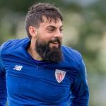 Villalibre quiere ganarse los minutos en el Athletic