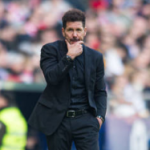 """""""La lista de delanteros para el Atlético de Madrid se hace cada vez más chica. Foto: Getty Images"""""""
