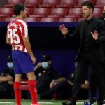 El Atlético de Madrid descarta fichar a un lateral izquierdo. Foto: MundoDeportivo
