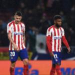 """""""Las tres salidas que podrían darse en el Atlético de Madrid. Foto: Getty Images"""""""