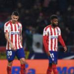 """""""Los descartes del Atlético de Madrid podrían seguir esta campaña. Foto: Getty Images"""""""