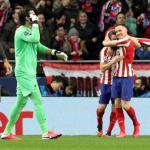 El Atlético rompió ayer cuatro rachas al Liverpool | AS