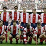 20 temporadas del histórico descenso del Atlético de Madrid