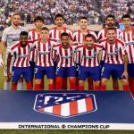 El ilusionante comienzo de la nueva defensa del Atlético / Twitter