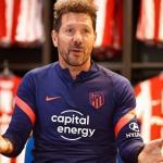 Atlético: Simeone no le quita el ojo a un campeón de la Eurocopa
