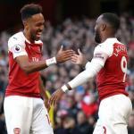 El Arsenal podría sufrir la espantada de Aubameyang y Lacazette. Foto: Independent