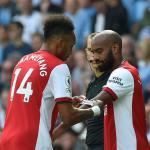 Aubameyang y Lacazzete piden salir del Arsenal lo más pronto posible