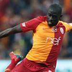 Badou Ndiaye durante un encuentro con el Galatasaray / Galatasaray SK