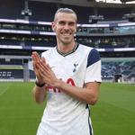 Barnett celebra la llegada de Gareth Bale al Tottenham