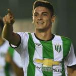 """Banfield contrató al recambio de Osvaldo """"Foto: Marca"""""""