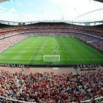Panorámica del Emirates Stadium. / 10wallpaper.com