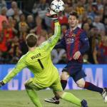 Messi puede volver a decantar la balanza