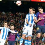 """El Barça quiere llevarse a la perla de la Real Sociedad """"Foto: Marca"""""""