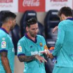 """""""Se acerca el fin de ciclo en el Barça. Foto: Getty Images"""""""