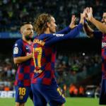 """El Barça prepara un 'plan B' por si se tuerce la llegada de Lautaro Martínez """"Foto: FCB Noticias"""""""