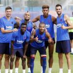 El Barça espera oficializar dos nuevas ventas en horas. Foto: BeSoccer