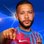 OFICIAL: El Barcelona firma a Memphis Depay. Foto: FC Barcelona