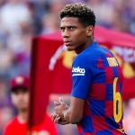 El FC Barcelona no puede vender a Todibo. Foto: AS