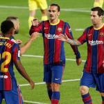 Así sería el XI del Barça para la 2021/2022. Foto: news18.com