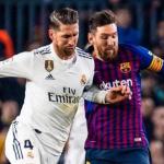 """Los posibles onces de Barcelona y Real Madrid para El Clásico """"Foto: Depor.com"""""""