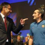 Bartomeu ya tiene elegido al sustituto de Ernesto Valverde. Foto: FC Barcelona