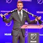 La obsesión americana de Beckham por Messi y Cristiano