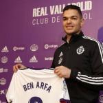 ¿Qué pasa con Ben Arfa? Foto: Valladolid CF