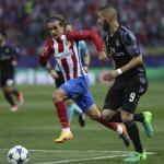 Benzema se enfrenta a su bestia negra | El Mundo