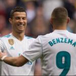 """¿En qué ha cambiado Benzema sin Cristiano? """"Foto: LaSexta"""""""