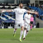 Karim Benzema no extraña ni un poquito a Cristiano Ronaldo