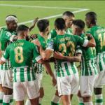 """El Betis compite, lucha, juega bien y acaba despistándose y regalando, con mala suerte """"Foto: AFDLP"""""""