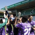 """El Betis Deportivo de Manuel Ruano, una generación para la historia """"Foto: ABC de Sevilla"""""""