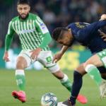 "Nabil Fekir espera la llamada del Real Madrid ""Foto: Marca"""
