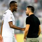 """El Betis se interesa por Abdelkarim Hassan, la perla catarí del equipo de Xavi  """"Foto: Estadio Deportivo"""""""