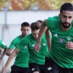 El Betis pone precio de salida a Boudebouz / Twitter