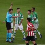 El Real Betis sigue en caída libre