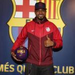 Boateng habla sobre la falta de discliplina de Dembélé en el Barça / FCBarcelona.es