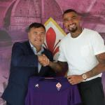 La Fiorentina hace oficial el fichaje de Kevin-Prince Boateng / ACF Fiorentina