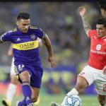 """Intercambio a la vista entre Boca e Independiente """"Foto: AS"""""""