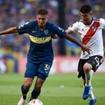 """Un ofrecimiento más a Boca Juniors, ahora de un jugador del Atlético de Madrid """"Foto: TyC Sports"""""""