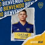 Boca Juniors hace oficial la llegada de Marcos Rojo / Boca Juniors
