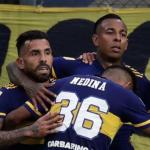 """Fichajes Boca: Se presentó un posible refuerzo a coste cero para el Xeneize """"Foto: TyC Sports"""""""