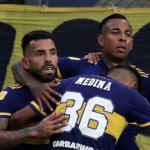 """El delantero internacional que apareció en la agenda de Boca Juniors """"Foto: Olé"""""""